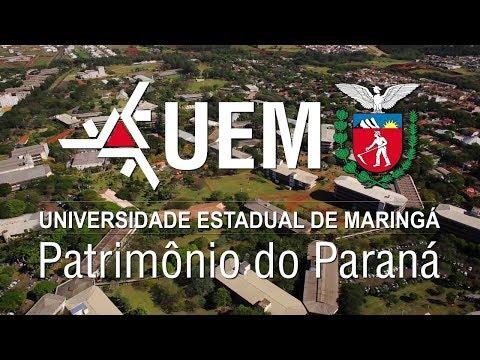 Vídeo Institucional UEM