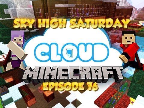 """HOT TUB & WALL GARDEN"" Sky High Saturday! Cloud 9 - Ep 76"