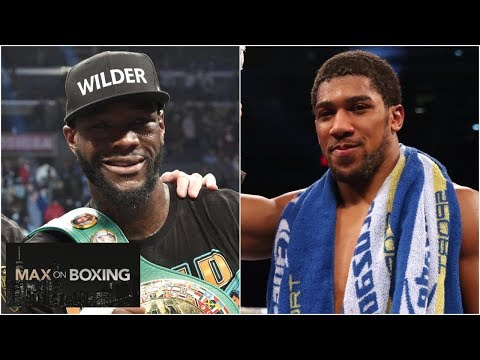 Anthony Joshua and Deontay Wilder's claims to lineal title due to Tyson Fury | Max on Boxing
