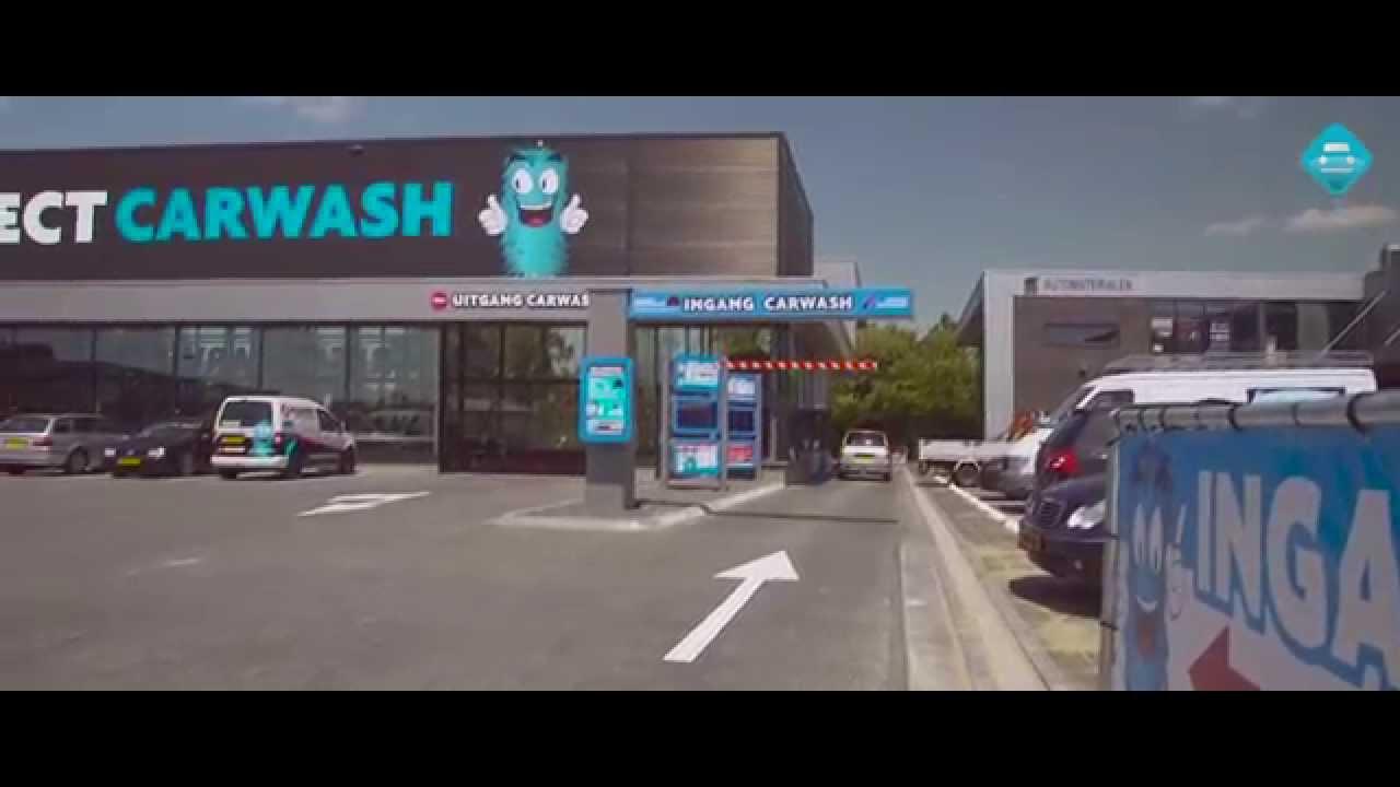 3e68284df1d533 Bedrijfsfilm Perfect Carwash Enschede - YouTube