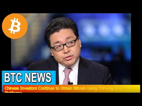 BTC News - Chinese Investors Continue to Obtain Bitcoin Using Thriving OTC Platforms