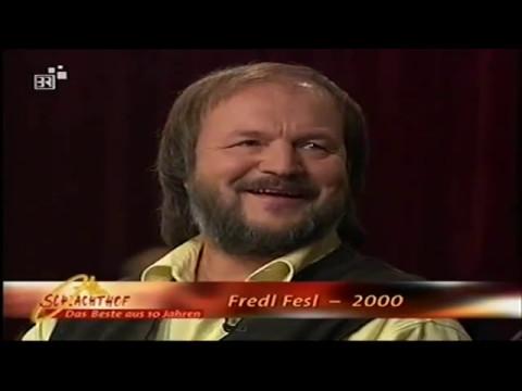 Fredl Fesl   Jessas san die Männer dumm 1999 + Sprüche 2000