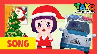 Christmas Song l Tayo Miss Polly had a dolly l Nursery Rhymes l Tayo the Little Bus