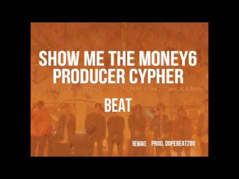 싸이퍼 비트 Remake Prod dopeBeatz00 프리스타일 비트 Show Me The Money 6 쇼미더머니6 프로듀서 싸이퍼 PRODUCER CYPHER