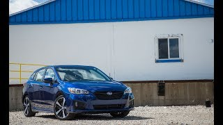 Subaru Impreza 2018 Car Review