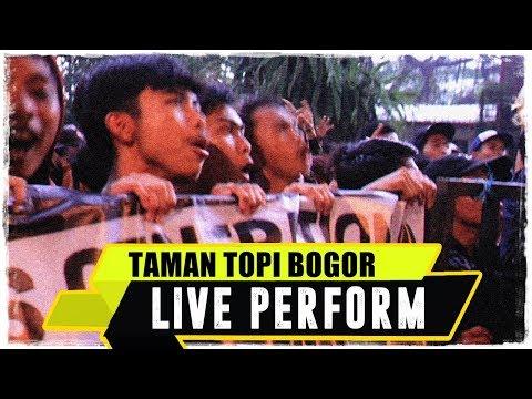 ANJAR OX'S - Taman Topi Bogor ( Live Perform )