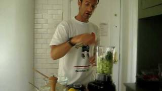 Rob Endelman - How to Make Chilled Cucumber Soup