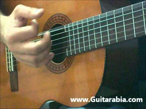 Arabic Guitar Rhythm 2.1: Baladi - Basic الإيقاع البلدي