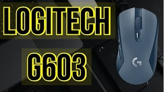 ✅ Logitech G603 Lightspeed Gaming Mouse Review