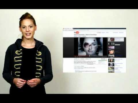 önéletrajz video Fiktív Krisztina   video cv   YouTube önéletrajz video