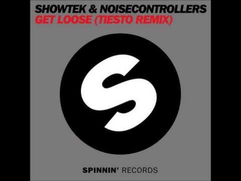 Get Loose Tiësto Remix  Showtek FREE MP3 DOWNLOAD