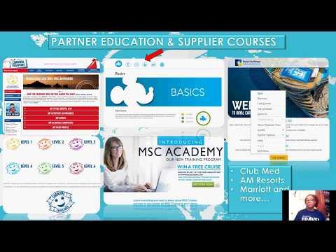 Travel Agent Training Webinar -  May 17th 2018