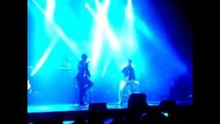 Andy & Lucas - Porque Contigo Me Voy, 6-4-13 Algeciras