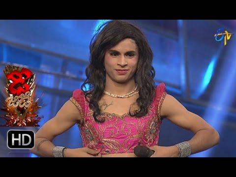 Piyush,Ankitha Performance | Dhee Jodi | 16th November 2016 | ETV Telugu