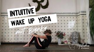 Intuitive Wake Up Yoga mit Bianka