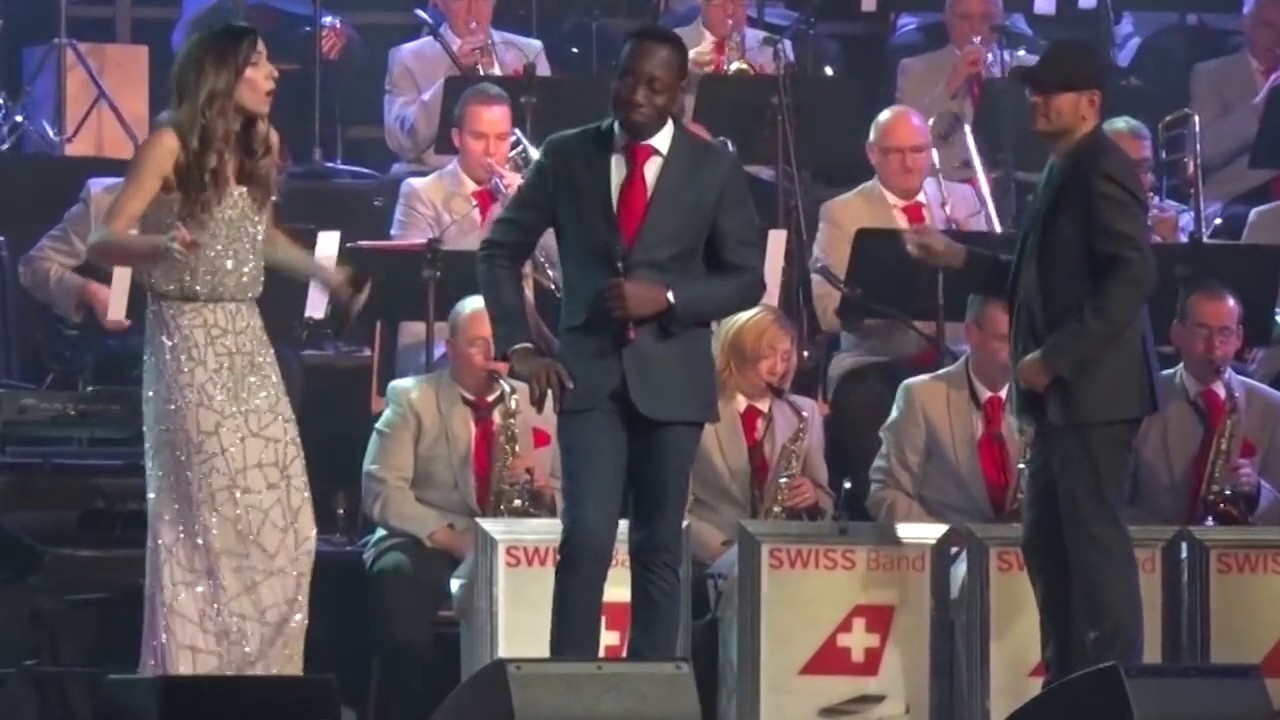 SWISS Band in Concert 2015
