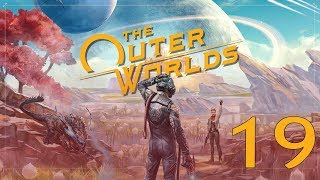 THE OUTER WORLDS | SUPERNOVA | CAPITULO 19 | La nave donde acabará todo...