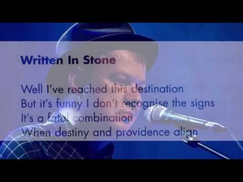 Edwyn Collins - Written in Stone