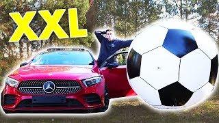 XXL Auto Fußball Challenge ⚽️