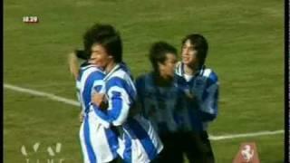 Allievi Reg.li Toscana, gran gol di Fucci in U.T. Chimera-Cattolica (Arezzo Tv)