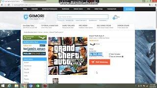 CARA BELI GAME ORIGINAL DI GIMORI - GTA 5 ORIGINAL MURAH