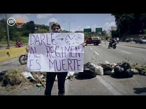 8 de Agosto 2017. Protestas Caracas, Venezuela