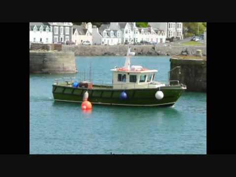 Portpatrick Harbour Activity