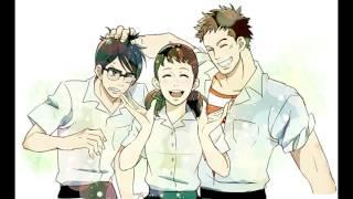 Sakamichi No Apollon (Kids on the Slope) - OP thumbnail