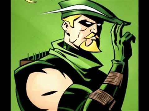 la historia de flecha verde