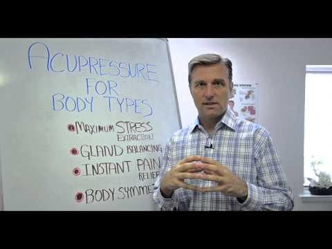 Dr. Berg's Acupressure Technique
