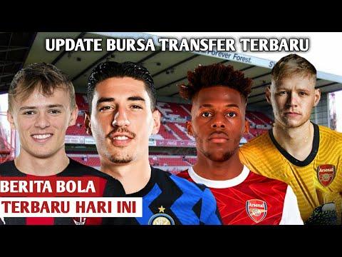 Berita Bola Terbaru Hari Ini \u0026 Transfer Pemain Resmi 2021 ~ Barcelona, AC Milan, Arsenal, Juventus