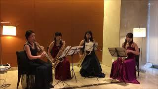 【出演】 Parero Saxophone Quartet 横山美優(ソプラノサックス)・田...