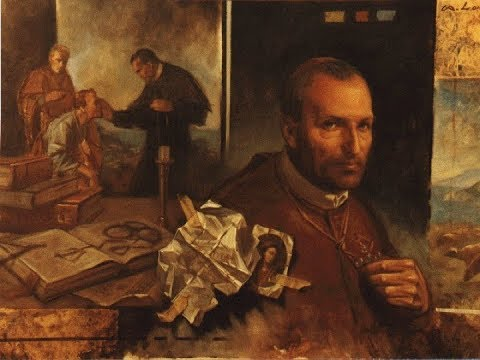 St Alphonsus Liguori (Feast Day 2-Aug)