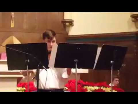 Holy Ghost Prep Holiday Performance 2015