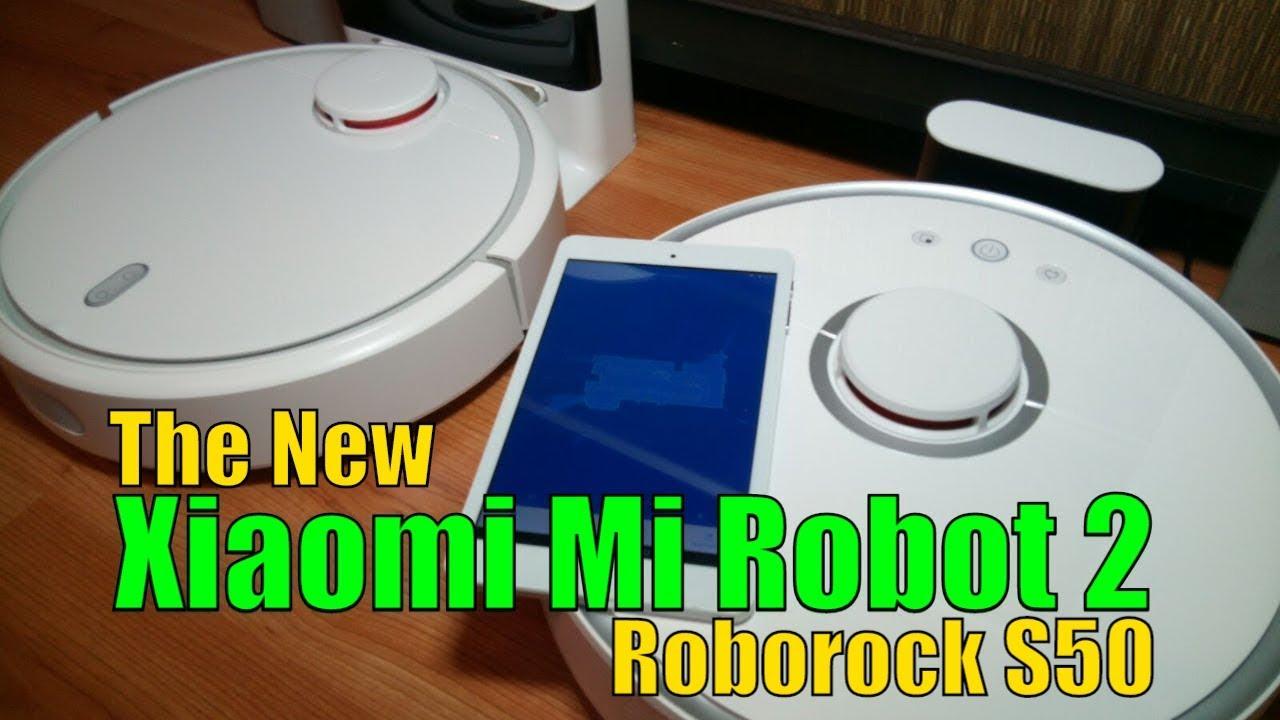 2nd Gen Mi Robot Vacuum - RoboRock • Robot Reviews