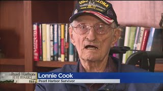 Carmichael Veteran Who Survived Pearl Harbor Talks About Attack
