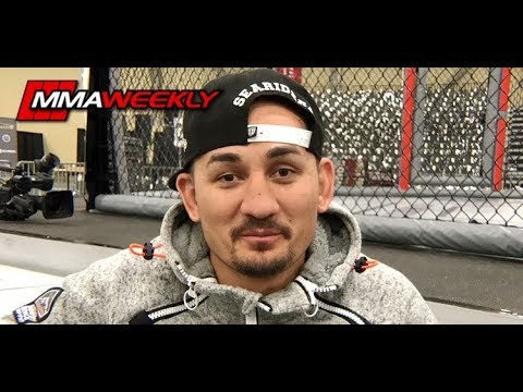 Max Holloway Responds to Conor McGregor, Hints at Possible Move to Lightweight