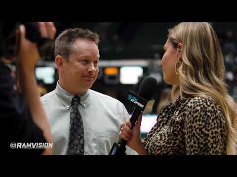 Colorado State Men's Basketball: Stoke Reel Vs Wyoming