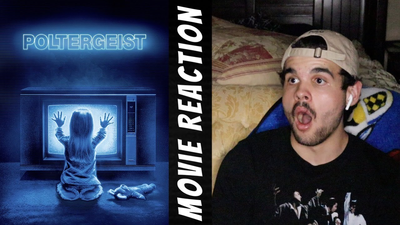 Download Watching Poltergeist (1982) FOR THE FIRST TIME!! MOVIE REACTION!!