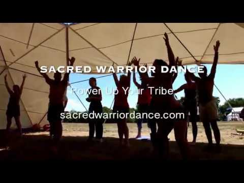 Sacred Warrior Dance, Om & Bass 2018