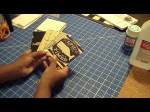 Part 2 of 3 DIY Tile Coasters / 1st video teaching a DIY
