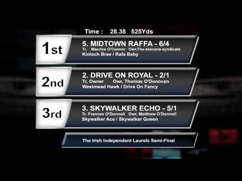 Irish Independent Irish Laurels Semi Finals