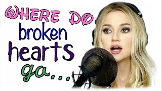 Where Do Broken Hearts Go - Whitney Houston (Alyona cover)