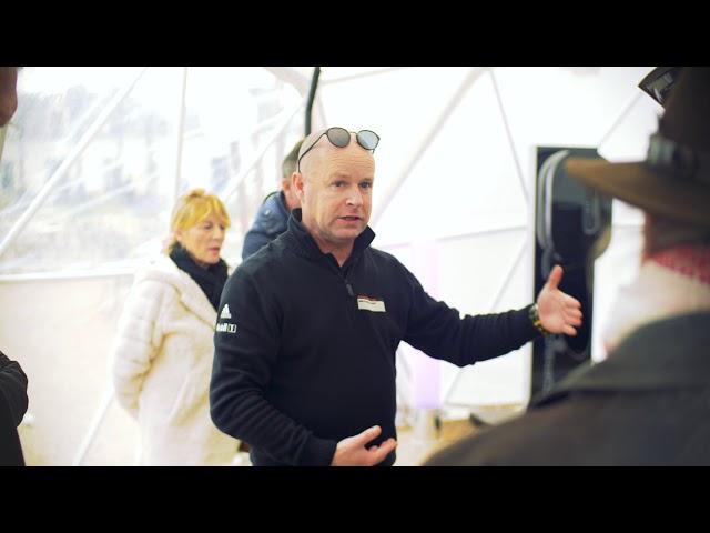 Lancement Taycan / Centre Porsche Nantes