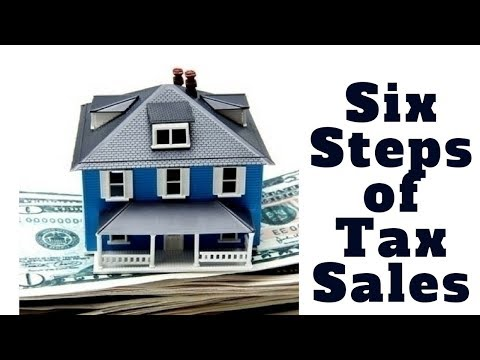 Six Steps to Getting Started with Tax Liens & Tax Deeds!