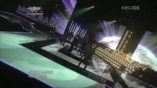 [예성] 2011 뮤직뱅크 연말결산 예성 cut (슈퍼맨+아차+Mr.Simple)
