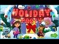 Dora The Explorer Holiday Party Games For Kids - Gry Dla Dzieci