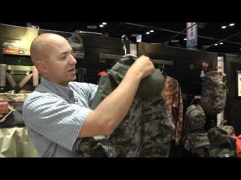 Simms Contender GORE-TEX Rain Suit With John Sherman ICAST 2012