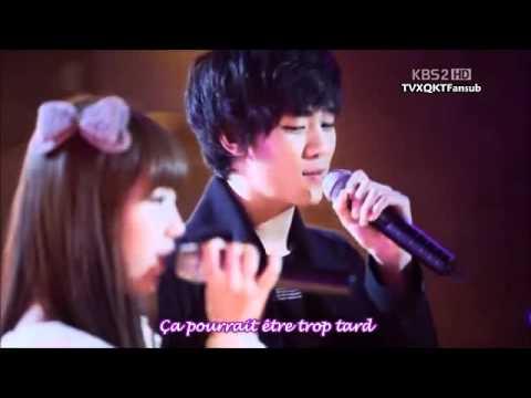 OST: DREAM HIGH || Kim soo hyun & Suzy - Maybe [TVXQKTFansub(vostfr)]
