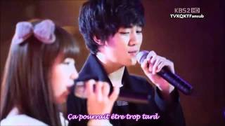 OST: DREAM HIGH || Kim soo hyun & Suzy - Maybe [TVXQKTFansub(vostfr)]